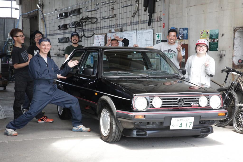 先日納車の富山さまです!