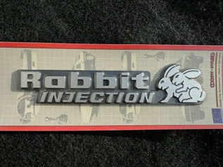 RABBIT INJECTION エンブレム